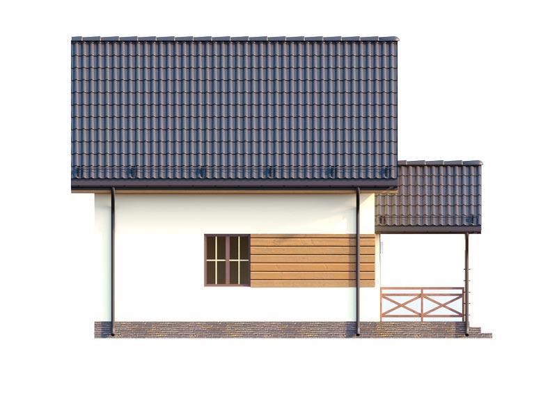 изображение фасады Проект «Гектор Мини»