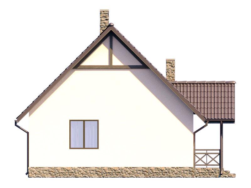 изображение фасады Проект «Лиса»