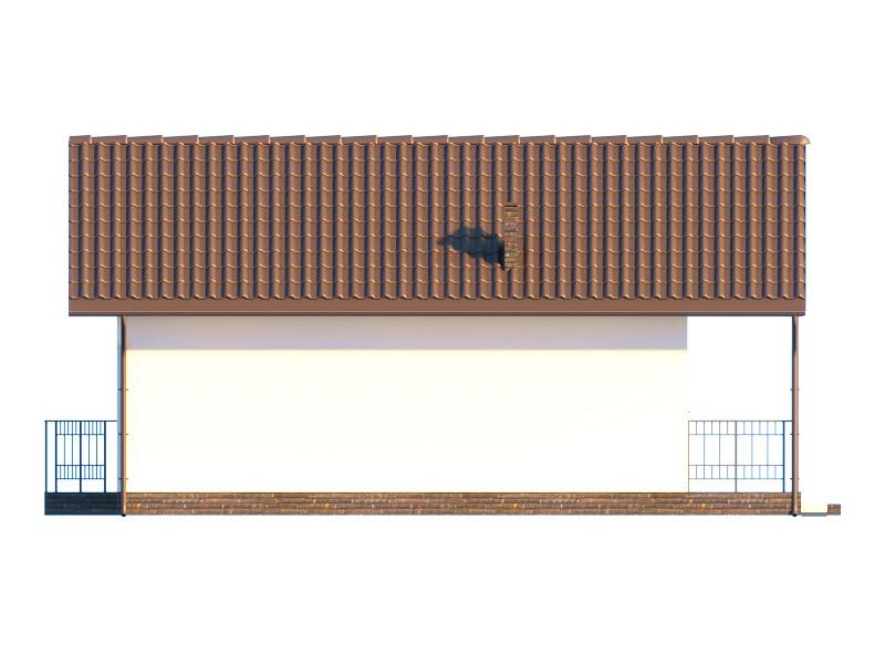 изображение фасады Проект «Дачный дом 2»