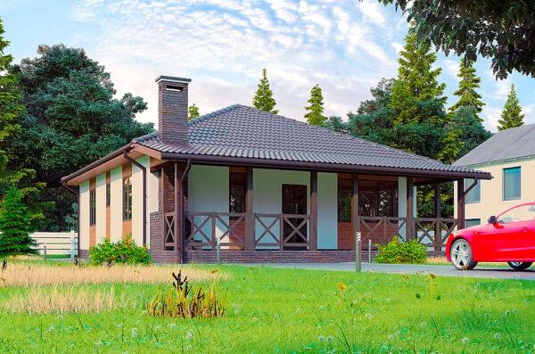 канадский дом Луцион