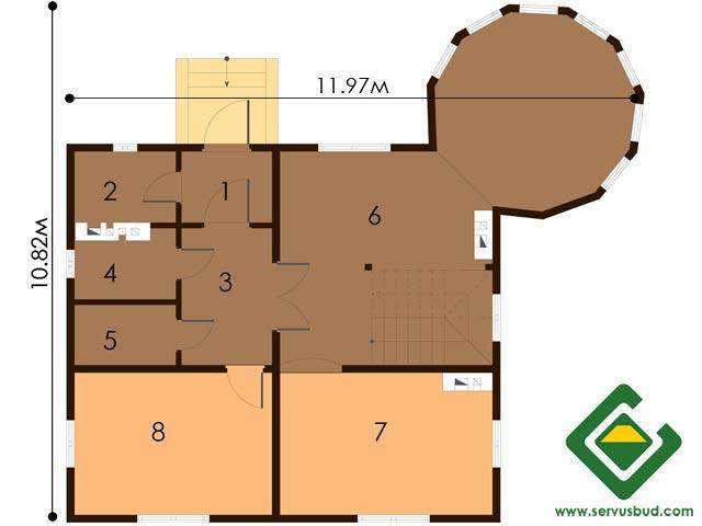 изображение первый_этаж Проект «Изингард»