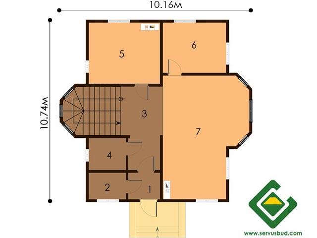 изображение первый_этаж Проект «Мини Альянс»