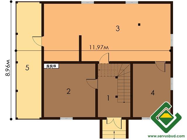 изображение первый_этаж Проект «Эльвира»