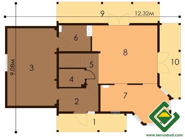 изображение первый_этаж Проект «Ямайка»