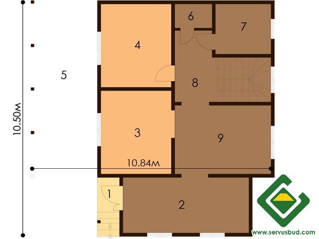 изображение первый_этаж Проект «Мати»