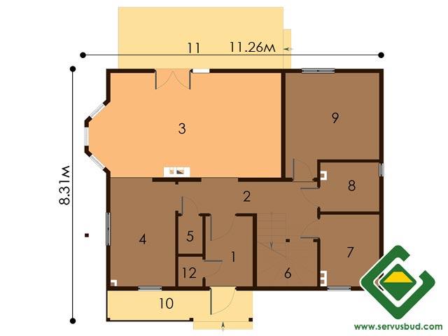 изображение первый_этаж Проект «Марк»