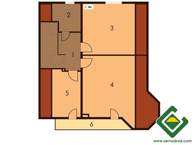 изображение второй_этаж Проект «Лайм»