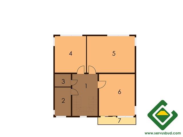 изображение второй_этаж Проект «Куб»