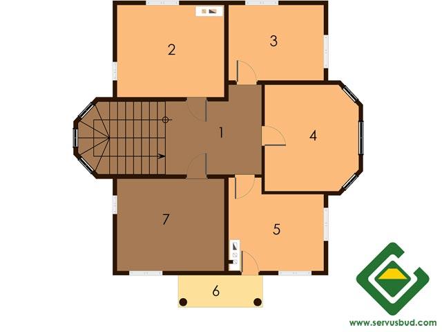 изображение второй_этаж Проект «Мини Альянс»