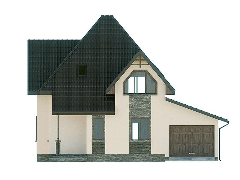 изображение фасады Проект «Глория 2»