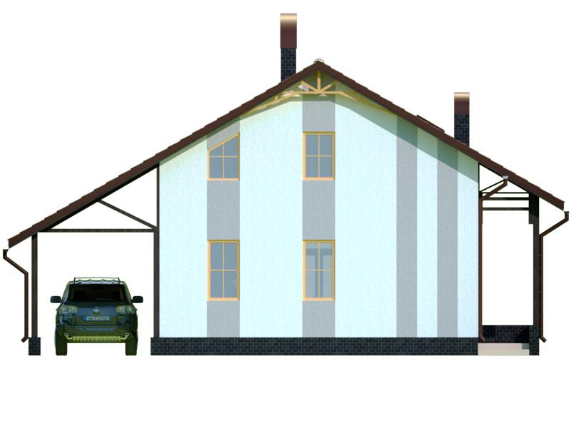 изображение фасады Проект «Мечта»