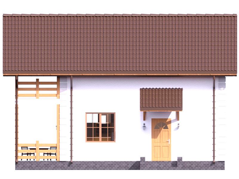 изображение фасады Проект «Залокоть»