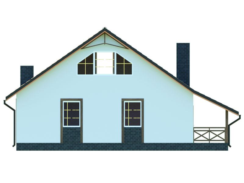 изображение фасады Проект «Эльвира»