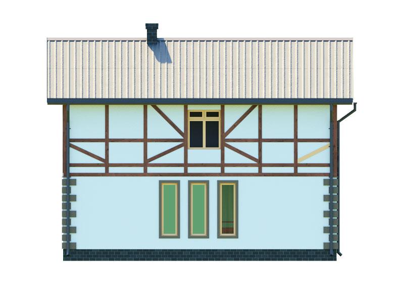 изображение фасады Проект «Метро»