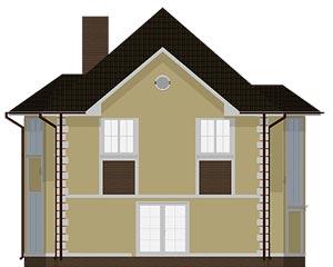 изображение фасады Проект «Мини Альянс»