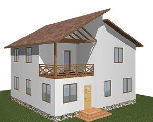 изображение фасады Проект «Лаос»