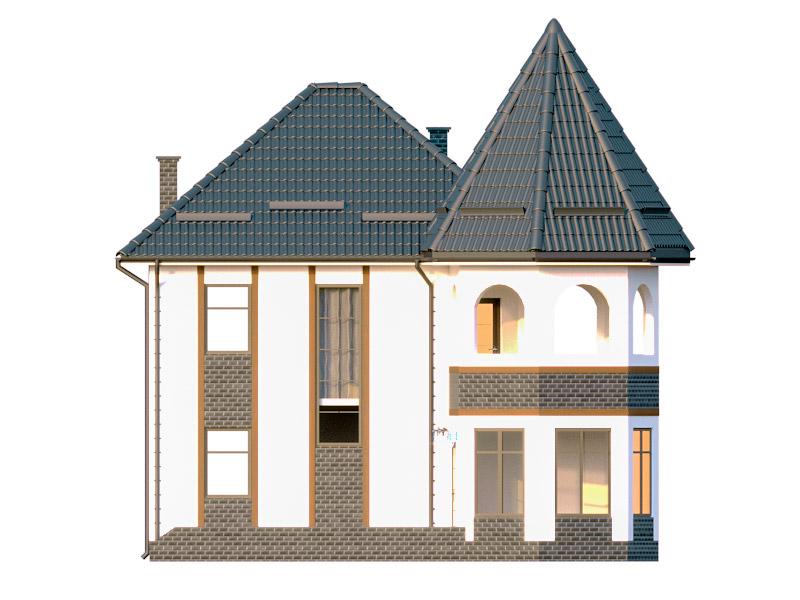изображение фасады Проект «Изингард»
