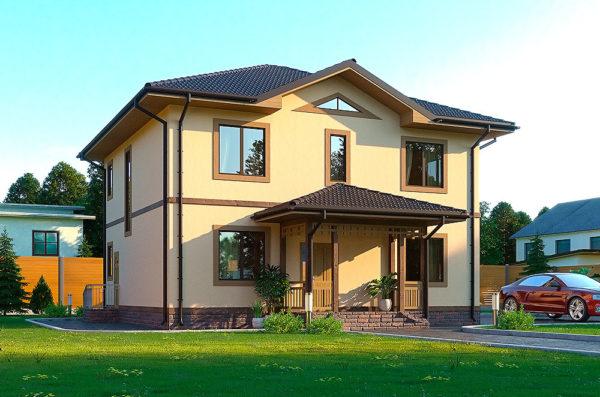 канадский дом проект Имидж