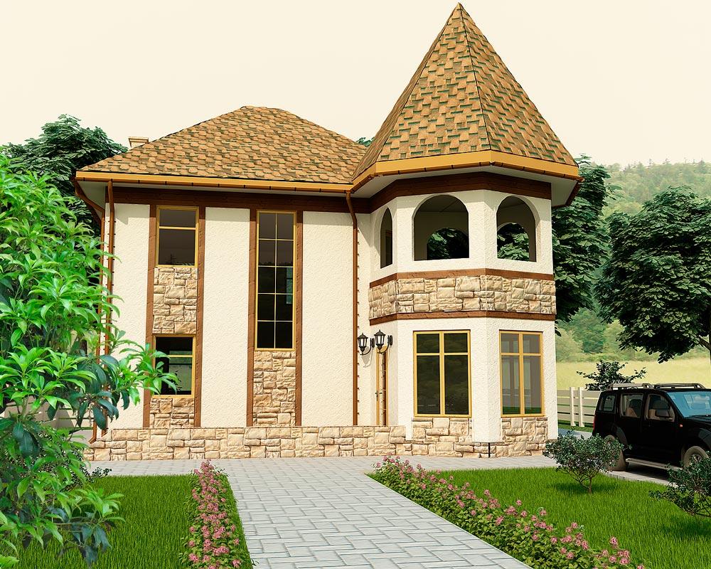Быстровозводимый дом Изингард