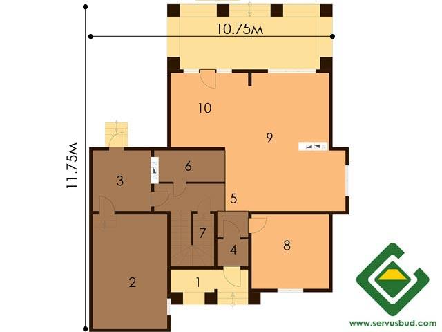 изображение первый_этаж Проект «Ахил»