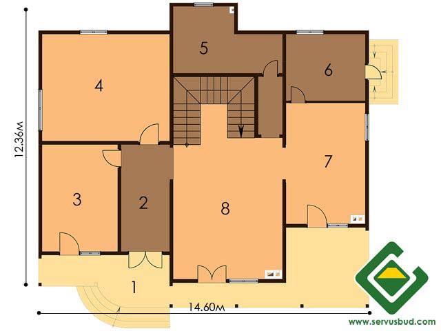 изображение первый_этаж Проект «Саванна»