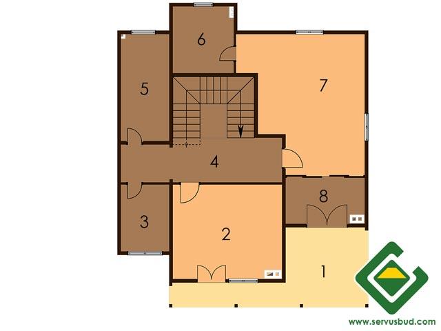 изображение второй_этаж Проект «Саванна»