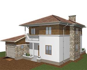 изображение фасады Проект «Ахил»