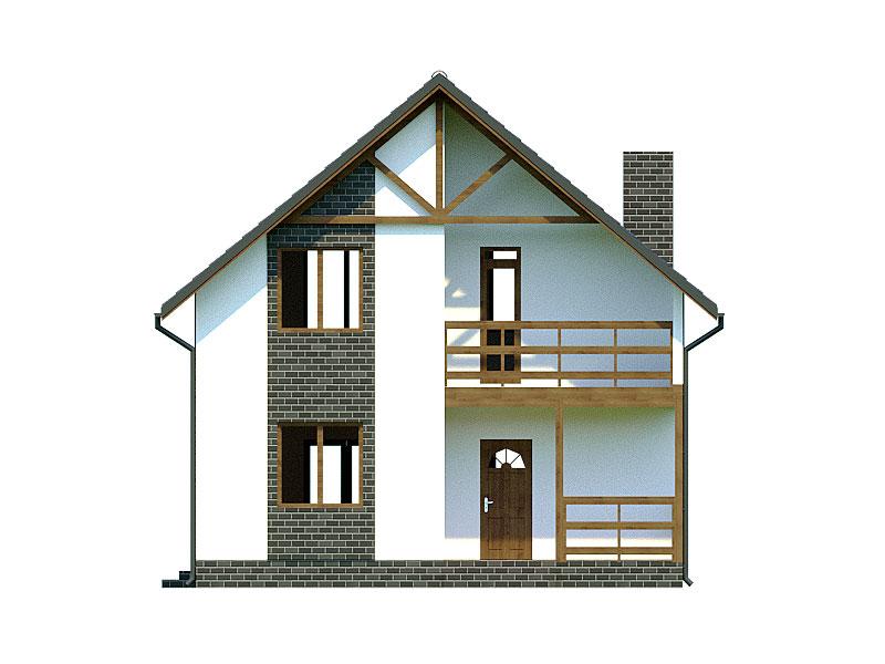 изображение фасады Проект «Бордо»