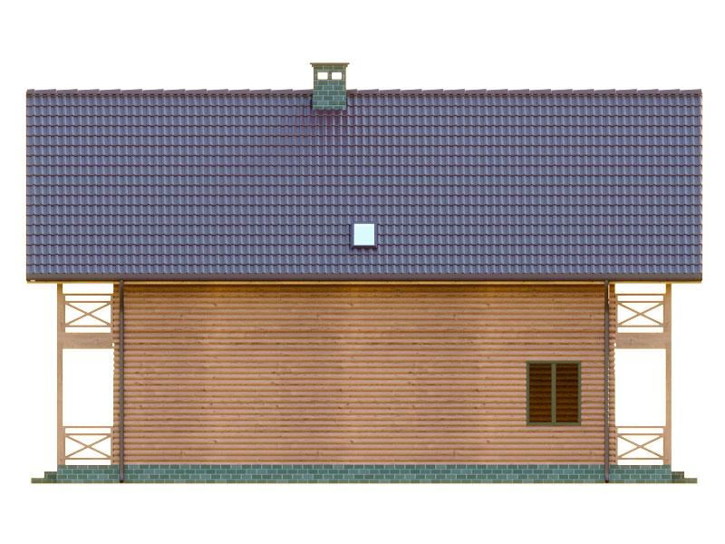 изображение фасады Проект «Мольфар»