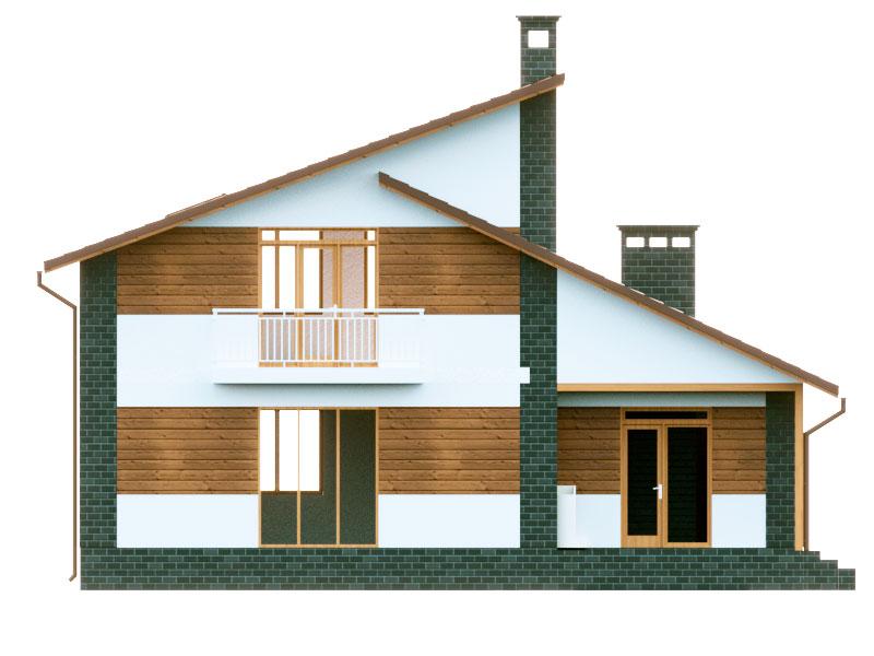 изображение фасады Проект «Брукс»