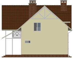 изображение фасады Проект «Андреа»