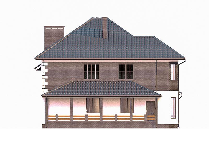 изображение фасады Проект «Солонка»