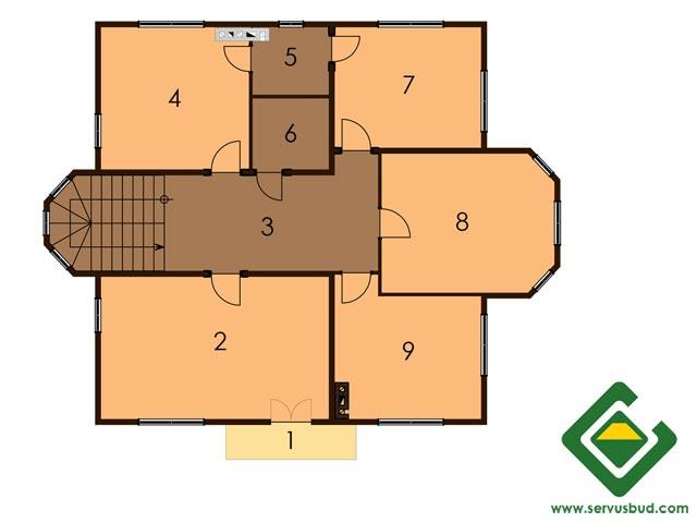 изображение второй_этаж Проект «Альянс»