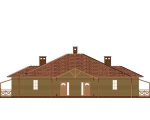 изображение фасады Проект «Козачок»
