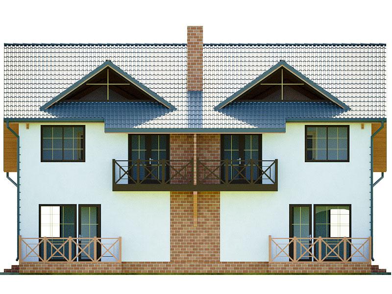 изображение фасады Проект «Родос»