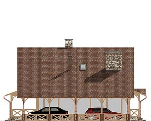 изображение фасады Проект «Эней»