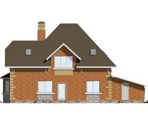 изображение фасады Проект «Пастораль»