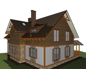 изображение фасады Проект «Фольк»