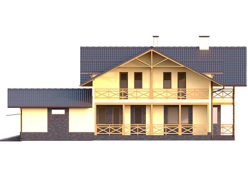изображение фасады Проект «Марсель»