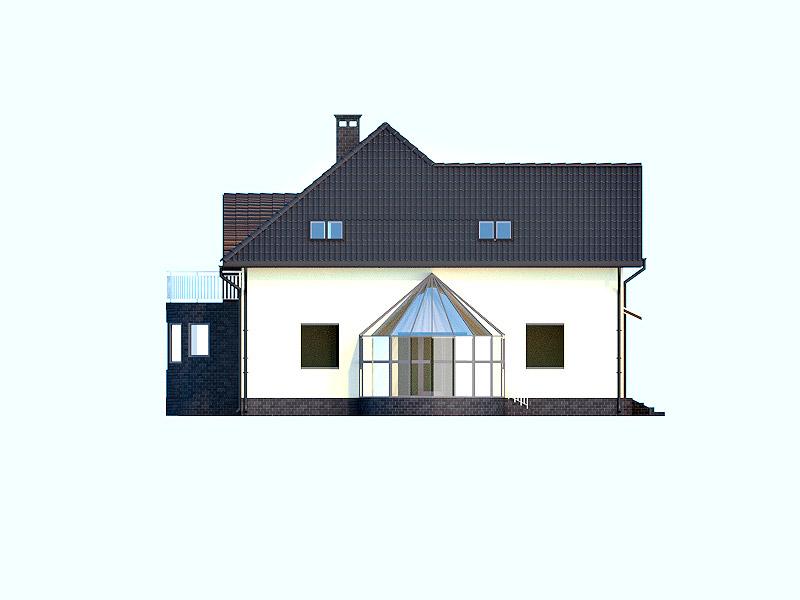 изображение фасады Проект «Бескид»