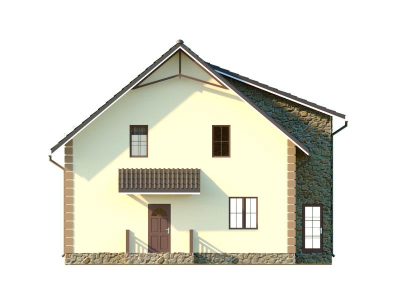 изображение фасады Проект «Ион»