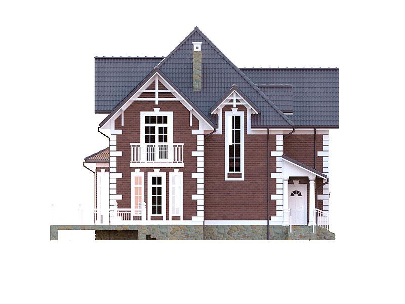 изображение фасады Проект «Брюссель»