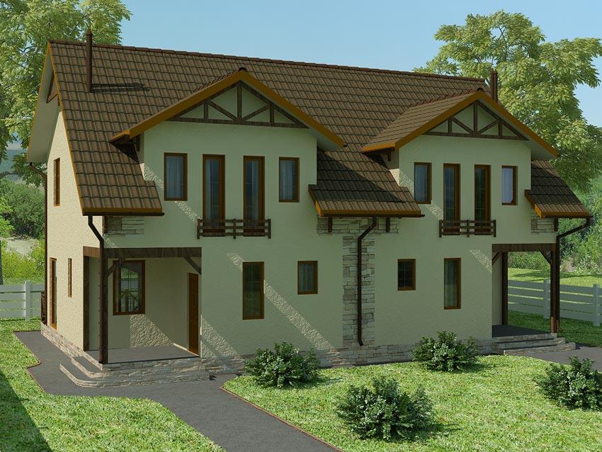 Сип Технология строительства дом Родос