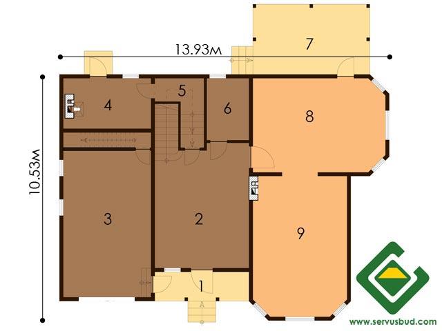 изображение первый_этаж Проект «Аметист»