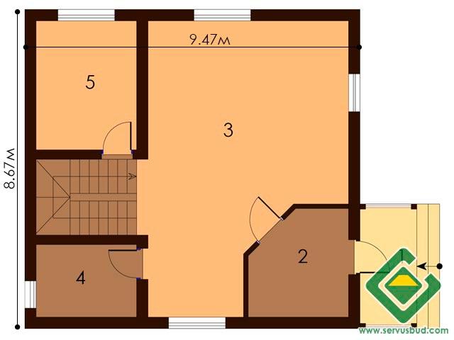 изображение первый_этаж Проект «Азали»