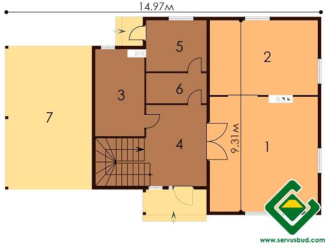 изображение первый_этаж Проект «Актеон»