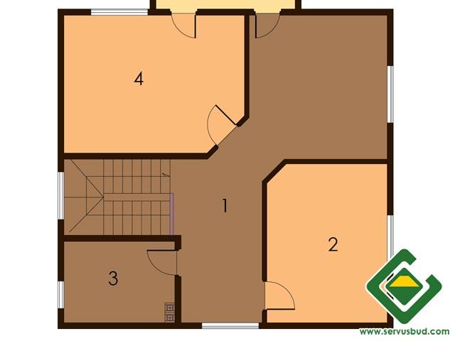 изображение второй_этаж Проект «Азали»