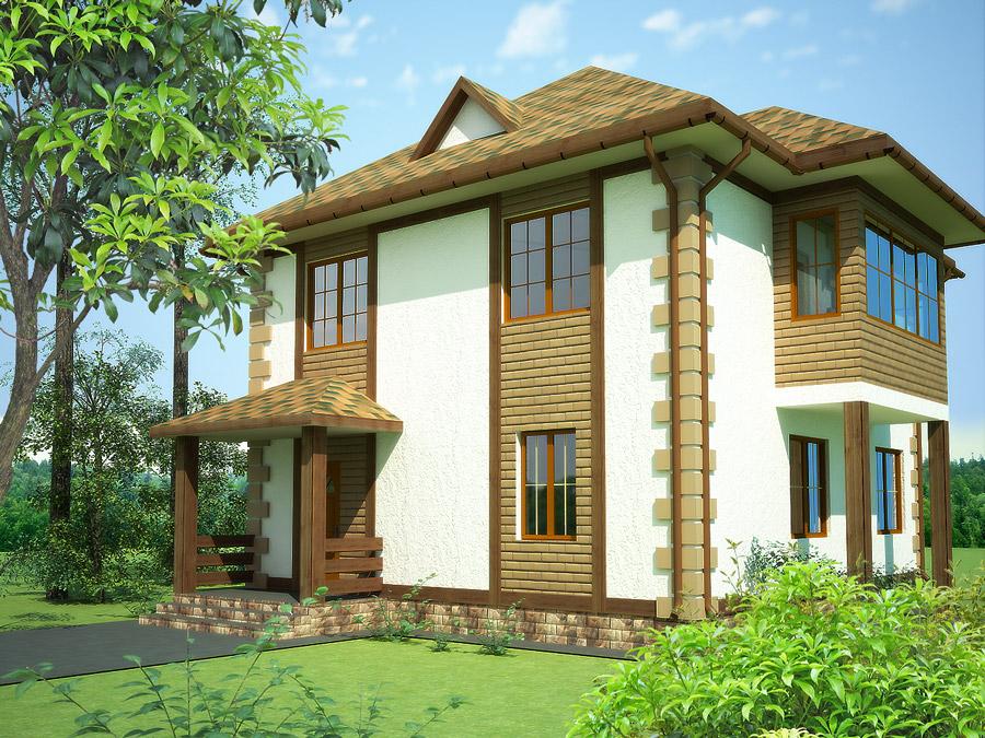 SIP технология строительства дом - Азали