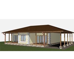 изображение фасады Проект «Ронда»