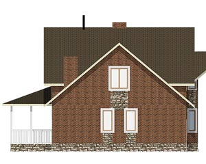 изображение фасады Проект «Аметист»